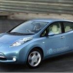 Nissan LEAF começa a ser produzido e estará no Salão