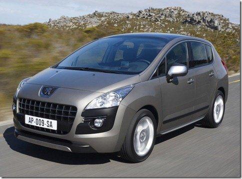 Peugeot 3008 chega às lojas na segunda quinzena de novembro por R$ 79.900