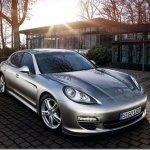 Porsche lançará Cayenne e Panamera V6 no Salão do Automóvel