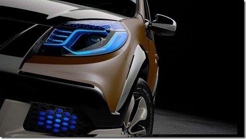 Renault Sandero Stepway Concept será mostrado em São Paulo