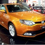 Morris Garages MG 6 Turbo chega ao Brasil por R$ 99.800