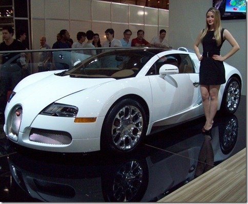 Os superesportivos no Salão do Automóvel 2010