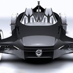 Volvo Air Motion Concept é movido a ar comprimido