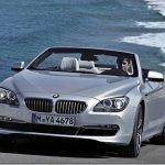 Nova BMW Série 6 Cabrio é revelada