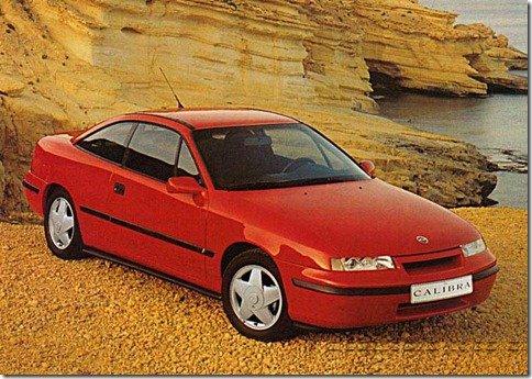 Calibra pode voltar a ser fabricado pela Opel, diz CEO da marca