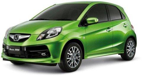 Novo compacto da Honda, Brio é apresentado na Tailândia