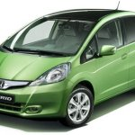 Honda Fit e Civic híbridos podem chegar ao país até 2012