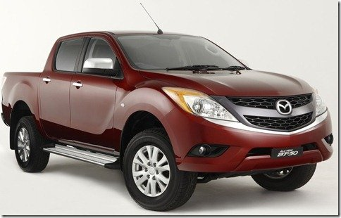 Ford diminuirá sua participação na Mazda