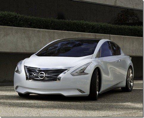 Nissan revela detalhes do Murano CrossCabriolet e mostra o Ellure Concept