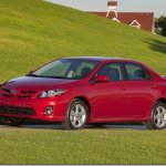 Toyota apresentará Corolla reestilizado hoje no Salão de Los Angeles