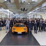 Lamborghini Murciélago tem produção encerrada