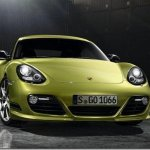 Porsche Cayman R é apresentado em Los Angeles