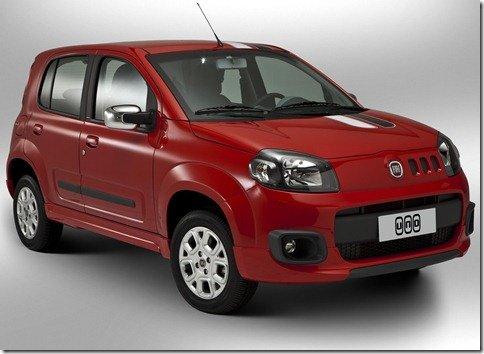 Novo Fiat Uno é eleito Carro do Ano 2011