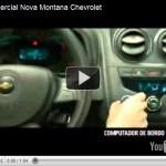 Video – Comercial da nova Chevrolet Montana