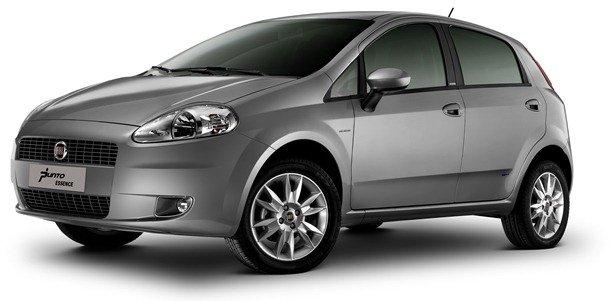 Fiat Punto 1.6 ganha câmbio Dualogic
