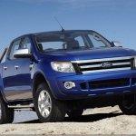 Nova Ford Ranger chegará ao Brasil em 2012