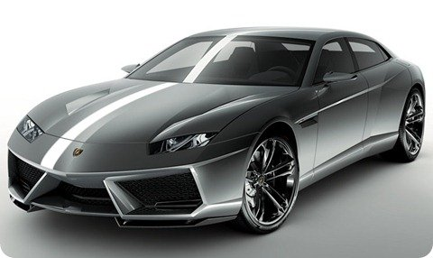 Lamborghini Estoque será produzido