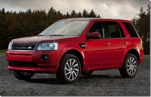 Land Rover Freelander ganha série especial Sport