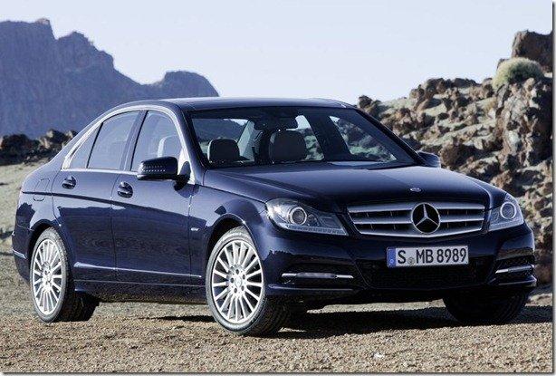 Mercedes Classe C 2011 é apresentado