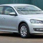 Fotos do Volkswagen New Midsize supostamente vazaram