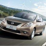 Nissan Sunny 2011 é revelado para o Salão de Guangzhou