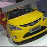 Hyundai Verna Reina, a versão hatch do novo Accent é apresentado na China