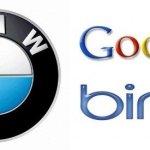 BMW lidera ranking de pesquisas de carros no Google e Bing
