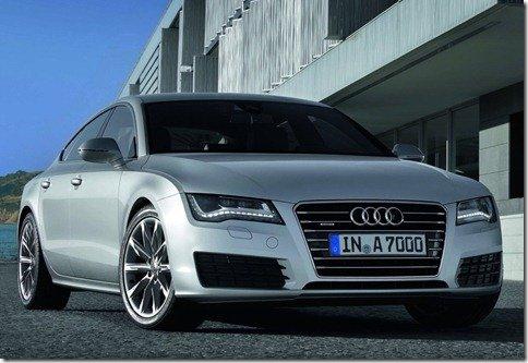 Audi RS7 pode ser lançado em 2011 com motor V8 de 600cv