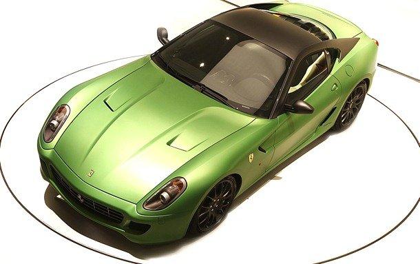 Ferrari promete novidade para 2011