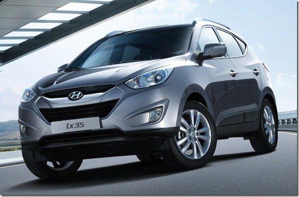 Vem aí o Hyundai ix35 montado no Brasil