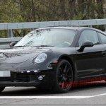 Novo Porsche 911 tem mais informações divulgadas