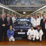 Um Golf GTI é o 111.111.111° Volkswagen produzido
