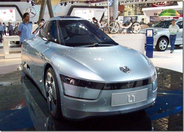 Versão de produção do Volkswagen L1 será mostrada no Qatar