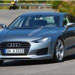 Audi A9 seria a arma da Audi contra o Porsche Panamera