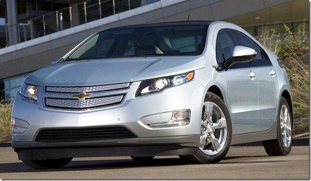Chevrolet Volt estará no Brasil à serviço