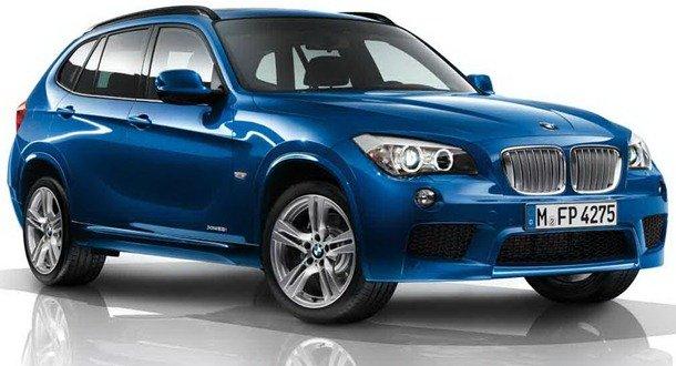 BMW X1 recebe pacote Sport M