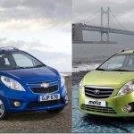 Daewoo será substituída pela Chevrolet na Coréia do Sul