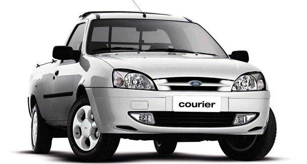 Ford Courier não terá substituta