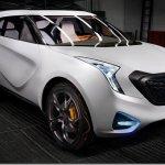 Hyundai Curb, crossover concept é mostrado em Detroit