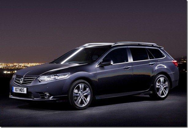 Honda Accord passa por leve reestilização na Europa