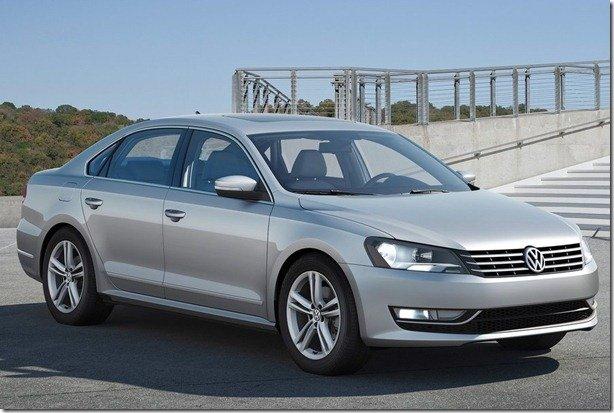 Volkswagen NMS é a versão norte-americana do Passat