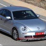 New Beetle 2012 é flagrado novamente