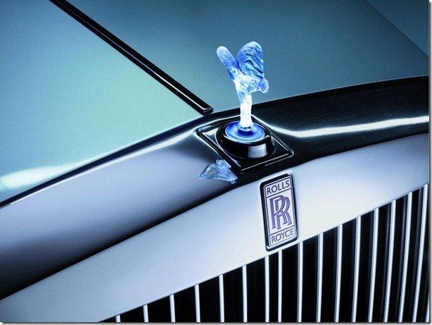 Rolls-Royce 102EX – O Phantom elétrico