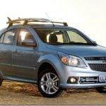 Chevrolet Agile Rico é exclusivo para o Rio de Janeiro