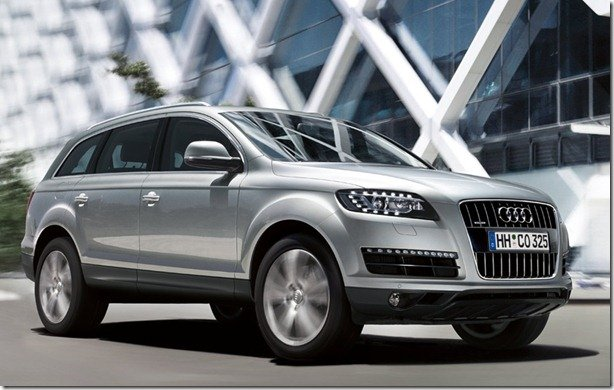 Audi Q7 2011 chega ao Brasil por R$ 320.000 com novo motor