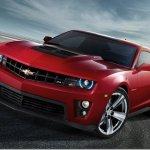 Chevrolet Camaro ZL1 é revelado