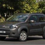 Fiat lança oficialmente o Uno duas portas