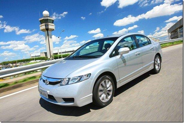 Honda Civic LXL SE chega por R$ 67.430