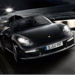 Porsche Boxster S ganha série Black Edition