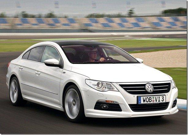 Volkswagen Passat CC R-Line é lançado por R$ 189.130